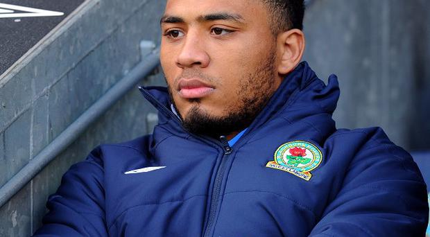 Colin Kazim-Richards will stand trial accused of making a homophobic gesture