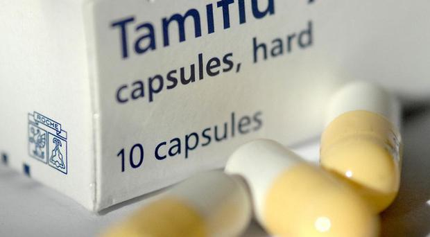 The findings of the review may cause further questions to be raised about the Government's stockpile of Tamiflu