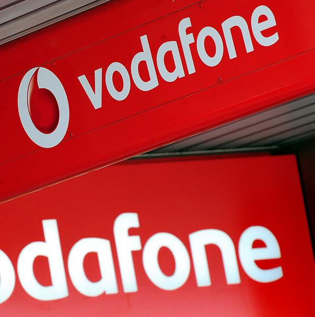 Vodafone reported signs of stabilisation in many countries as the region's revenues fell by 2.4% in the most recent quarter