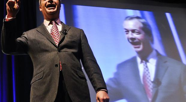 Ukip leader Nigel Farage said a newspaper story about