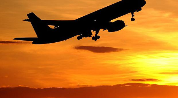 Many Britons will fly out in search of sunshine over the Easter break