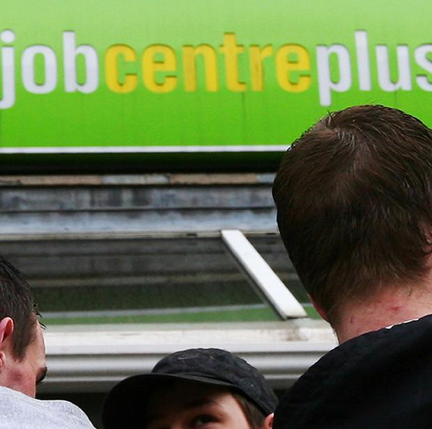 The report warned that unless urgent action is taken to tackle youth unemployment, 10 years of young talent will 'fall between the cracks'