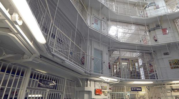 Labour has condemned the Government over an increase in assaults on prison officers