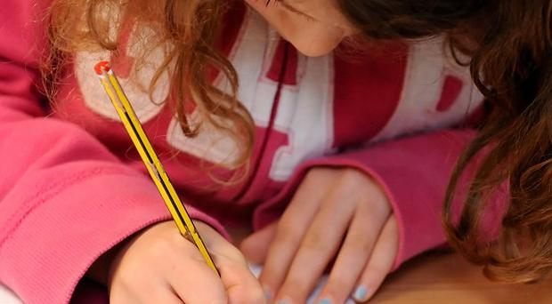 Children in many schools are being taught by unqualified staff, according to a survey