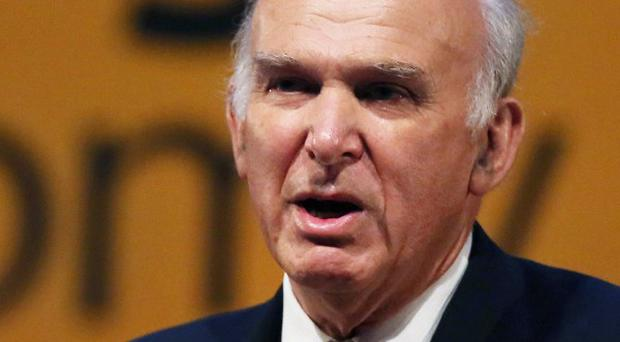 Business Secretary Vince Cable wants to tackle the