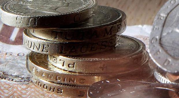 The average annual pension income, including state pension, stands at 8,774 pounds, according to a poll