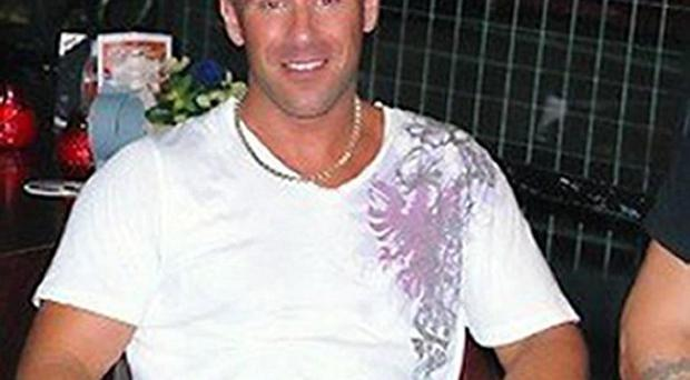 Nolan Goble died in a helicopter crash in the North Sea on April 1, 2009 (Grampian Police/PA)