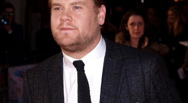 James Corden is to host Sky's A League Of Their Own for a further three years