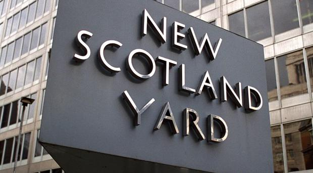 Scotland Yard said that 40 Syria-related arrests were made in the first three months of this year, up from 25 in the whole of last year