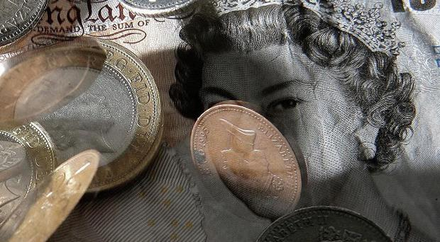 Pay rises are set to be ahead of inflation for the first time in years, according to a study