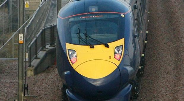 Figures show a steep rise in rail journeys since the 1990s.