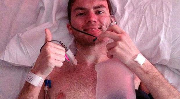 Cancer patient Stephen Sutton, 19, has raised more than £2 million for charity
