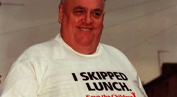 The late Sir Cyril Smith