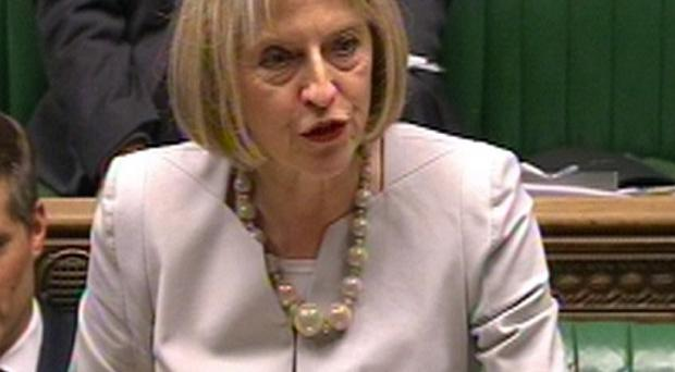 Home Secretary Theresa May is hosting a conference aimed at helping the Ukrainian government recover looted assets