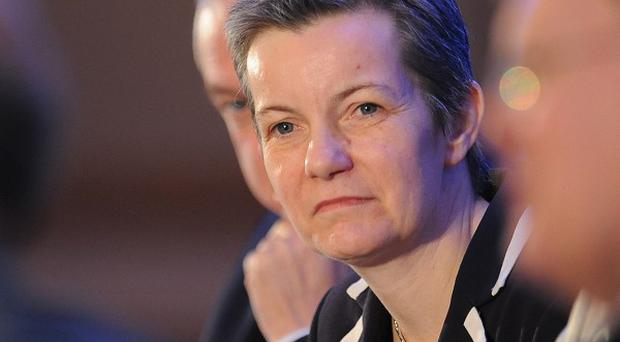 Andrea Sutcliffe said people running care homes were getting paid to provide care and support
