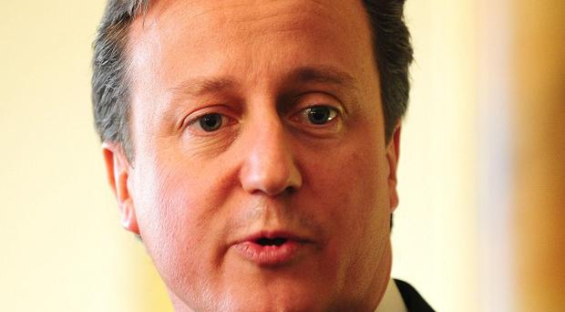 David Cameron hailed the latest figures as evidence that troubled families were being assisted
