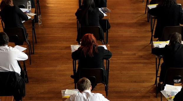 Parents are unconvinced about the need for tougher new exams, a poll suggests