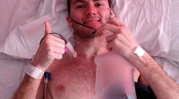 Cancer patient Stephen Sutton, 19, has raised £3m for charity