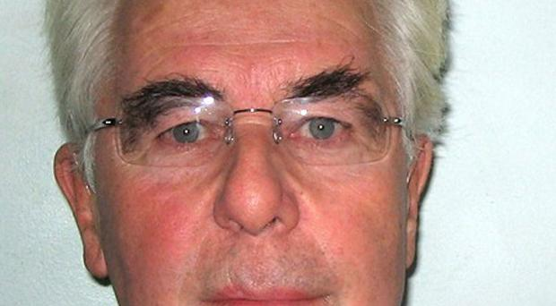 Police custody photograph of disgraced PR guru Max Clifford, who was jailed for eight years for a string of indecent assaults on four women (Metropolitan Police/PA)