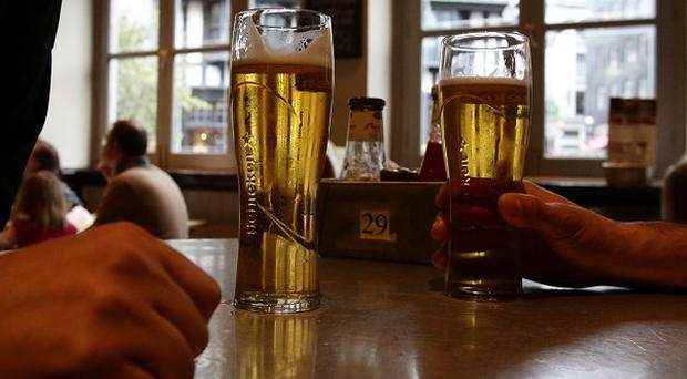 Labour would impose minimum alcohol pricing and end sports sponsorship by drinks firms, a report said