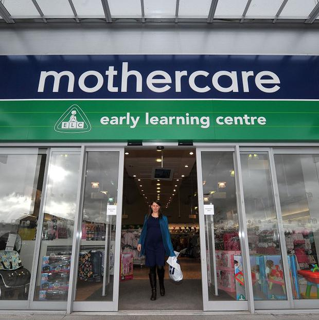 500 jobs at risk at Mothercare