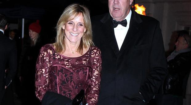 Frances Clarkson has reportedly filed for divorce from the 54-year-old Top Gear star Jeremy