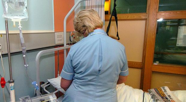 Four-fifths of nurses feel they do not have enough time to care adequately for patients, according to a poll