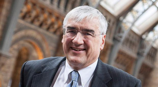 Sir Michael Hintze and his wife have given the Natural History Museum £5 million (The Trustees of the Natural History Museum/PA)