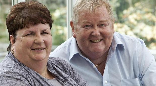 EuroMillions winners Chris and Colin Weir say their donation is part of the democratic process