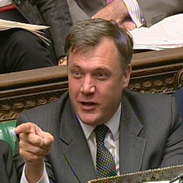 Shadow chancellor Ed Balls has said he will accept his punishment for failing to stop after driving into another car