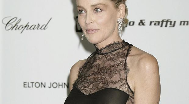Sharon Stone is perhaps best known for her role in 1990s thriller Basic Instinct
