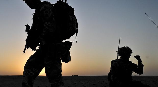The last remaining UK troops in Helmand are at Camp Bastion