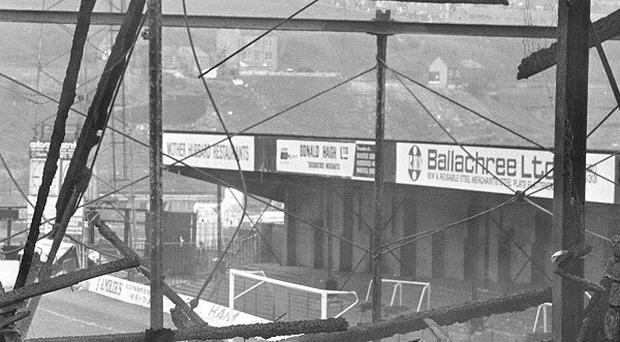 Fifty-six people died in the Bradford City fire tragedy