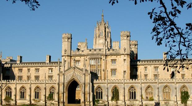 Cambridge has come top of a new league table of universities