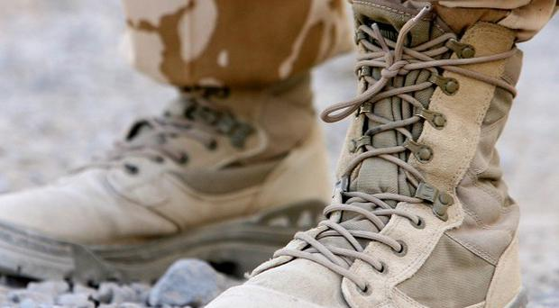 Combat Stress is currently helping 5,400 veterans