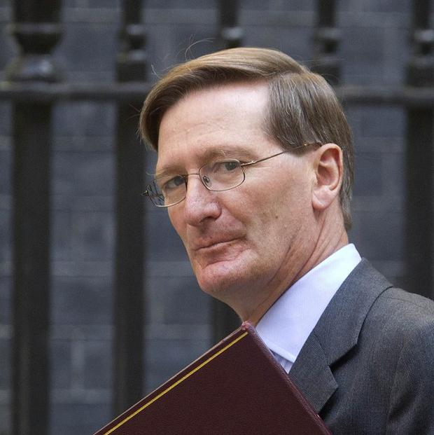 "Attorney General Dominic Grieve said the Government ""completely rejects"" the claim that UK forces have been responsible for systemic abuse"