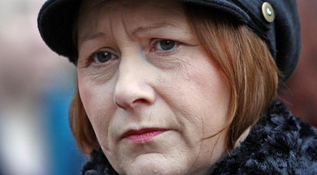 Campaigner Julie Bailey was targeted on Facebook by paramedic Roy Guest