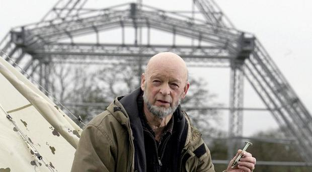 Glastonbury Festival organiser Michael Eavis is to be honoured by the music industry.