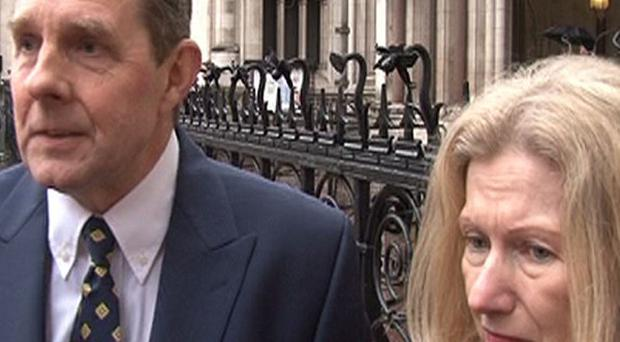 Paul and Sandra Dunham were remanded in custody after they both took a drugs overdose