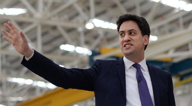 Labour leader Ed Miliband attacked Ukip, saying it does not have the answer to the problems the country faces