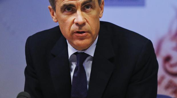 Mark Carney said the biggest risk to financial stability were in the housing market