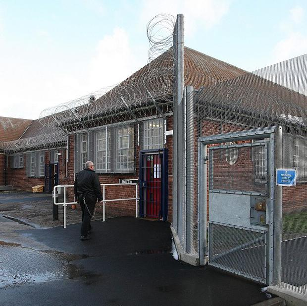 HMP Kennet in Maghull, Liverpool