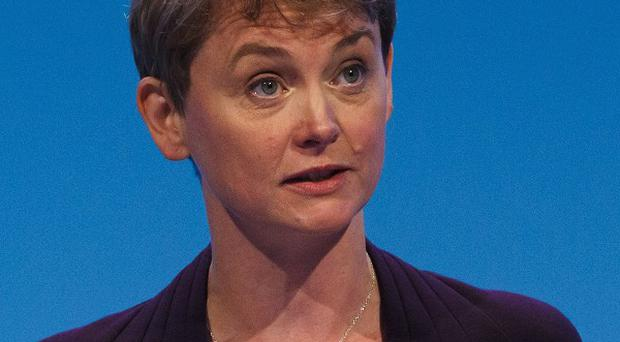 Yvette Cooper says Ukip is fostering fear and hostility through the current immigration policy