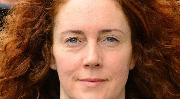 Rebekah Brooks said she confided in Andy Coulson, the hacking trial heard