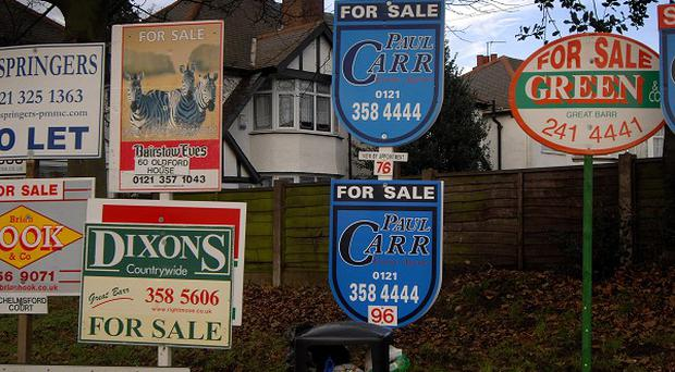 Many homeowners will be 'imprisoned' by impossible repayments once interest rates rise, a report says