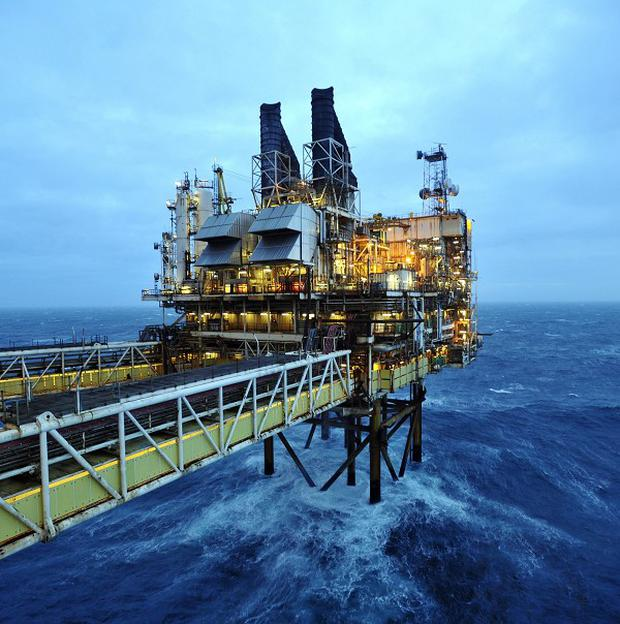 North Sea oil reserves are one of the key referendum issues