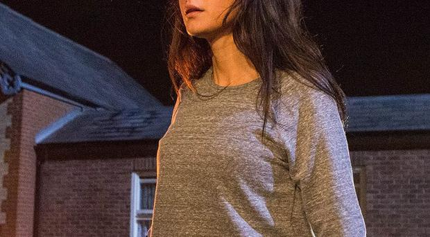 Coronation Street barmaid Tina McIntyre before her murder (ITV/PA)