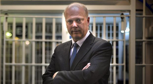 Justice Secretary Chris Grayling said that data protection laws will not be used to protect on-the-run criminals