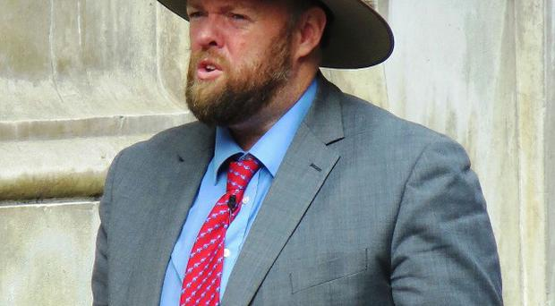 Public relations adviser Richard Hillgrove was sentenced for failing to pay almost £100,000 tax