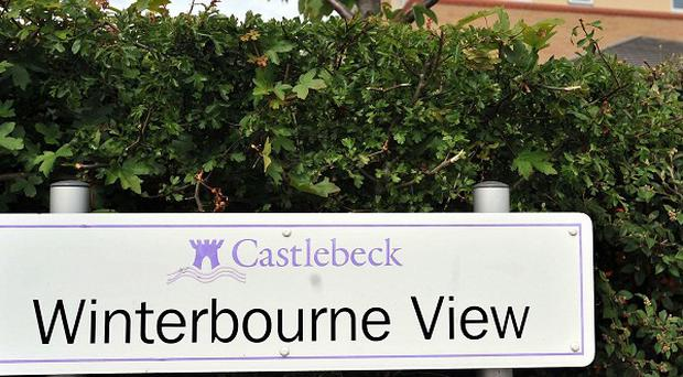 The Winterbourne View residential hospital in Bristol